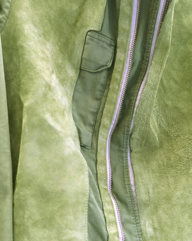 Art Jacket Green