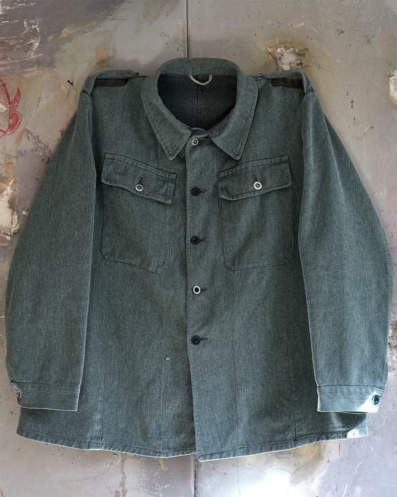 Swiss Denim Jacket