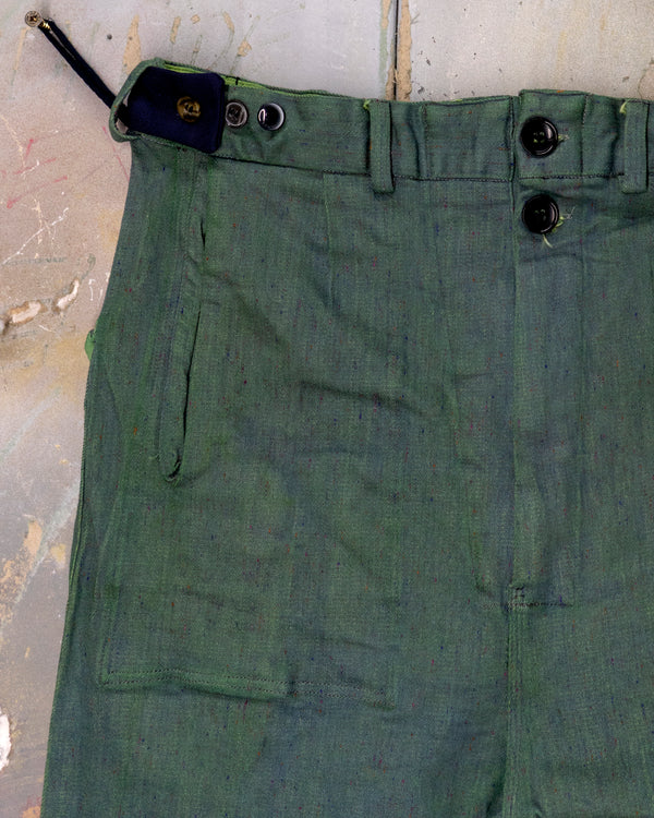 Classic Fit Trouser Moss