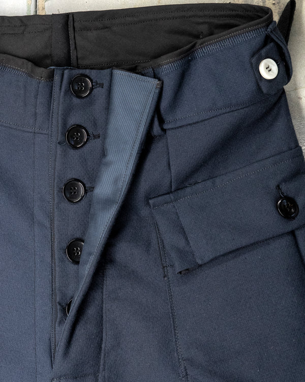Classic Fit Trouser Petroleum