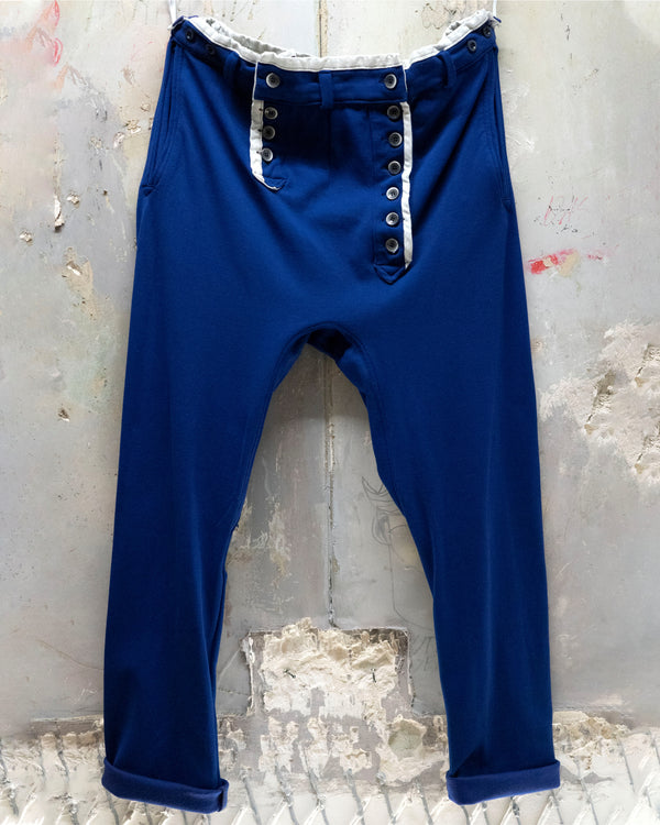 Signature Trouser Royal Blue