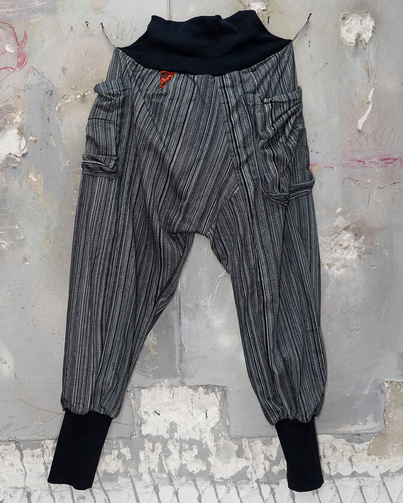 Samurai Trousers Mykonos Dark Navy