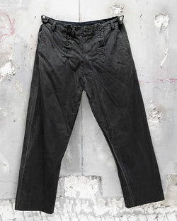 Signature Trouser Dark Grey