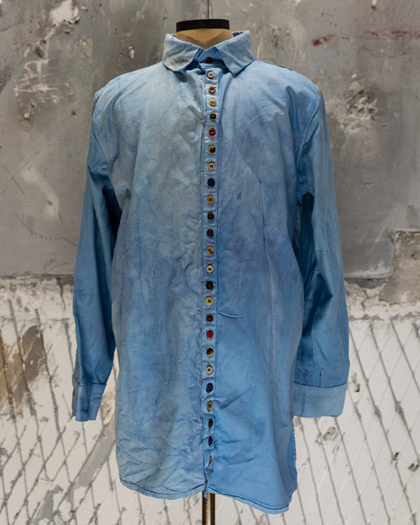Signature Shirt Blue