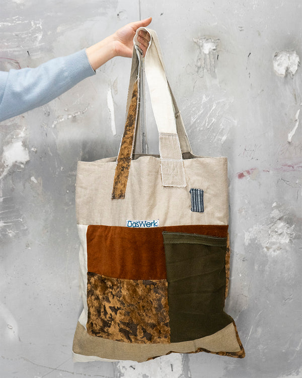 DAS Upcycled Bag Safari