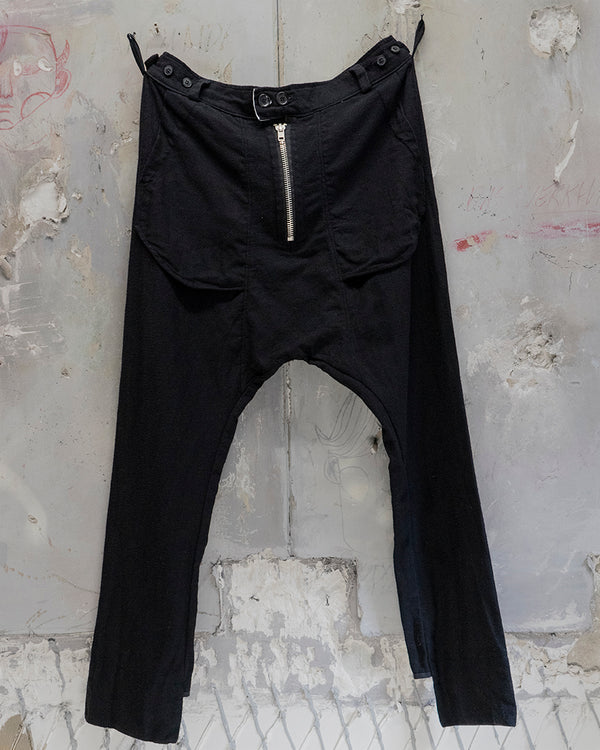 Classic Fit Trouser Zippy