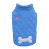 THICK DOG - Double Fleece Doggy Snug Sky