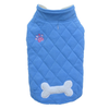 SMALL DOG - Double Fleece Doggy Snug Sky