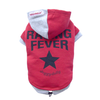 SMALL DOG - Doggy Racing Hoody Red