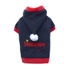 SMALL DOG - Doggy Signature Black Hoody