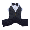 SMALL DOG - Doggy Tuxedo Vest and Pants