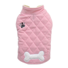 SMALL DOG - Double Fleece Doggy Snug Pink