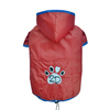 SMALL DOG - Dry Dog Hoody Red