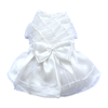 SMALL DOG - Ivory Wedding Dress