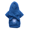 THICK DOG - Bath Time Blue Doggy Bath Robe