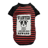 THICK DOG - WANTED Red Doggy T Shirt