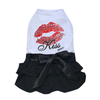 SMALL DOG - MWAH White Doggy Dress
