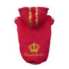 SMALL DOG - Royal Diva Doggy Red