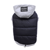 SMALL DOG - Snowboarder Doggy Jacket Grey