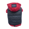 SMALL DOG - Snowboarder Doggy Jacket Red
