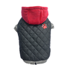 BIG DOG - Snowboarder Doggy Jacket Lux Red