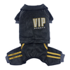 SMALL DOG - VIP Doggy Onesie Black
