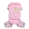SMALL DOG - VIP Doggy Onesie Pink