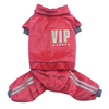 SMALL DOG - VIP Doggy Onesie Red