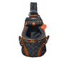 Small Weatherproof Doggy Backpack - Charcoal