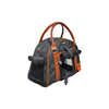 Small Weatherproof Doggy Carrier Charcoal