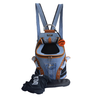 Small Denim Backpack Carrier