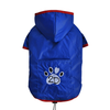 BIG DOG - Dry Dog Hoody Blue