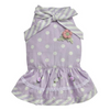 SMALL DOG - Doggy Party Dress Lilac