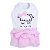 SMALL DOG - PINK LITTLE DOLLY DRESS