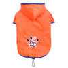 SMALL DOG - Dry Dog Hoody Orange