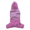 SMALL DOG - DoggyDolly Girl Pink Onesie