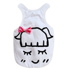 SMALL DOG - White Little Dolly Tank Top