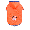 BIG DOG - Dry Dog Hoody Orange