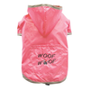 BIG DOG - Dry Dog Hoody Pink
