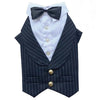 BIG DOG - Doggy Tuxedo Pin Stripe Jacket