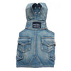 SMALL DOG - Doggy Denim Dress