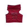 SMALL DOG - Angel Doggy Harness Red