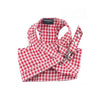 SMALL DOG - Retro Doggy Harness Red