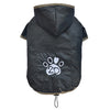 SMALL DOG - Dry Dog Hoody Black