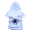 THICK DOG - Bath Time White Doggy Robe