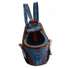 Medium Denim Backpack Carrier