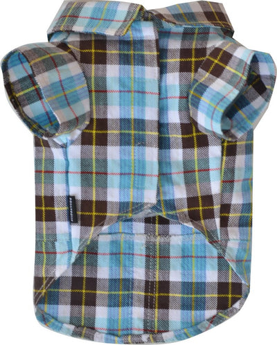 SMALL DOG - Boys Check Shirt