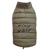 SMALL DOG -  Lightweight Beige Puffer