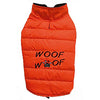 SMALL DOG - Lightweight Orange Puffer