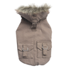 THICK DOG - Doggy Cargo Jacket Brown